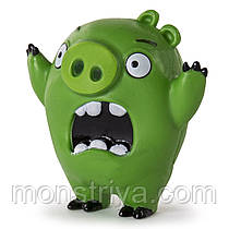 Angry Birds: мини-фигурка испуганной зеленой свинки