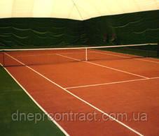 Искусственная трава для теннисного корта ITF 20 , фото 3