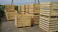 Контейнер овощной, деревянный 1200×1000×1000