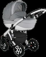 Детская коляска универсальная 2 в 1 Adamex Barletta 53L (Адамекс Барлетта, Польша)