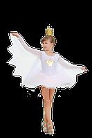 Белый лебедь пачка новогодний костюм для девочки