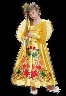Осень карнавальный новогодний костюм для девочки