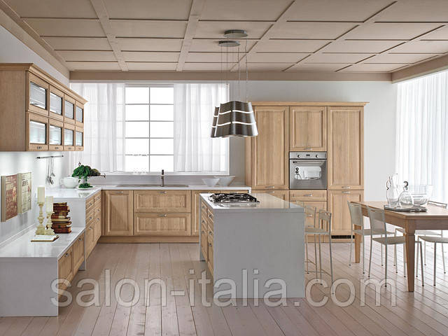 Кухня Silvia Фасад Масив