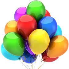 Латексные воздушные шары