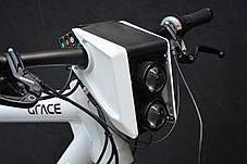Электрический велосипед GRACE ONE, белый , фото 3