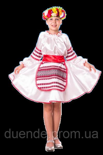 Украинка Ульянка национальный костюм для девочки / BL - ДН39
