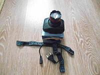 Налобный фонарь с аккумулятором XINGLI XL-138