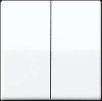 Клавиша 2-я Jung AS 500 белый/слоновая кость