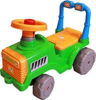 Машинка каталка Беби Трактор Орион 931