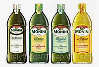 Оливковое масло из Италии Monini Classico