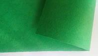 Фетр 20*25см, толщина 1 мм зеленый