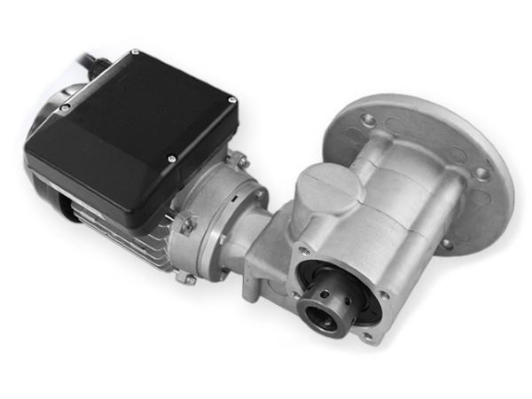 Моторедуктор BHF 0,09kW - 1,2 об/мин для подающего механизма ретортной горелки