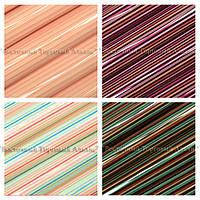 Трансферы — переводные листы для шоколада — 81590 Цветные Полоски Modecor