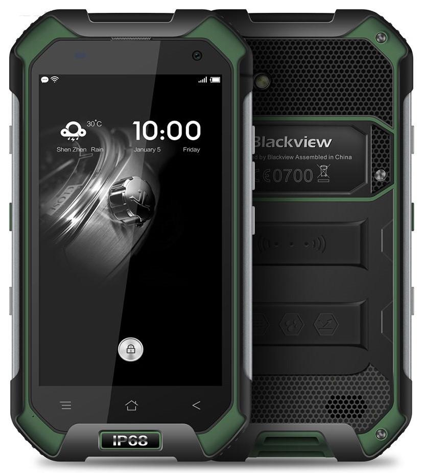 Blackview BV6000S 2/16 Gb black-green