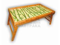 Бамбуковый столик для завтрака KULA