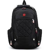 Городской рюкзак. 43 л. Тактический рюкзак. Рюкзак Wenger SWISSGEAR. Стильный рюкзак. Удобный рюкзак. SG12.