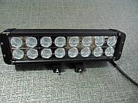 Дополнительные светодиодные фары дальнего света LED Spolight D10160