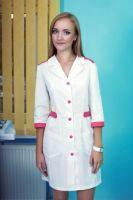 Медицинский халат женский 105