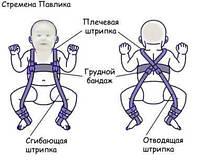 Стремена Павлика (Украина). Модель ПИО-05.