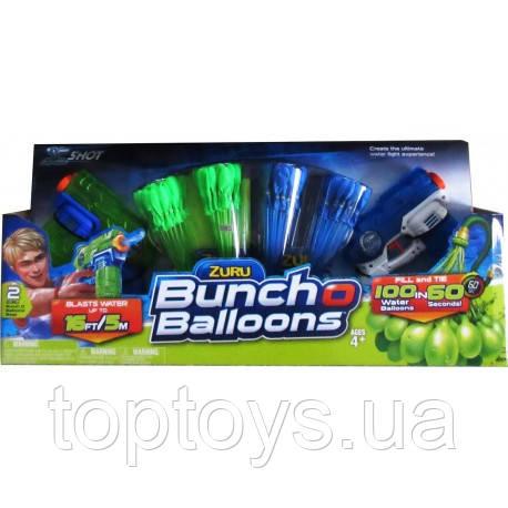 Набор водяных бластеров Zuru X-Shot Bunch O'Balloons (5601)