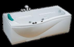 Гидромассажная ванна CRW CCW17002L 1700х880х570 (Левая)