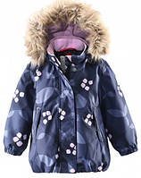 Куртка зимняя для девочки Reima Muhvi 511228B, цвет 6991
