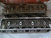 Головка блока цилиндров ГАЗ-53, 66, ПАЗ, новая, с хранения.