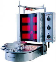 Апарат для шаурми INOKSAN PDG 300 газовий (Туреччина)