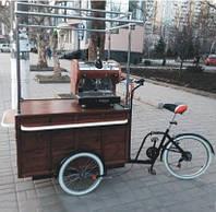 Велокав'ярня для продажу кави, напоїв КИЙ-В ВЛГ-К (Україна)