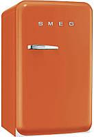 Міні-холодильник (міні-бар) SMEG FAB5RP помаранчевий (Італія)