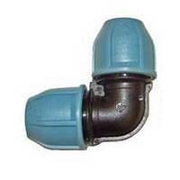 Отвод полиэтиленовый (колено) 25