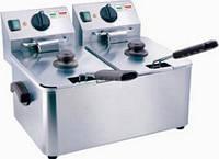 Фритюрниця INOXTECH HDF-4+4 (Італія)