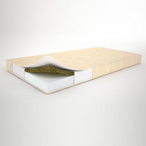 Матрас в кроватку Life iodine (12 см), Lux Baby
