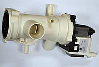 Универсальный насос (помпа) для стиральной машинки Daewoo в сборе с корпусом и фильтром.Оригинал, фото 1