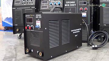 Інверторний зварювальний апарат Rilon ARC 250 Профі