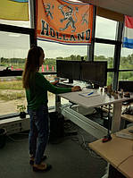 Stand Desk Trial