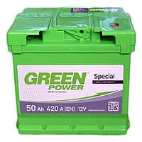 GREEN POWER SPECIAL 50Ah 420A(EN)
