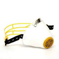 Респиратор У2К Высший сорт, наголовник пластик ( белый цвет )