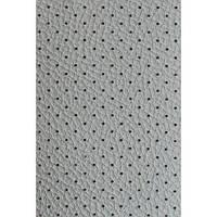 Автомобільна Екокожа сірий перфорована 1.40 м