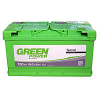 GREEN POWER SPECIAL 100Ah 840A(EN)