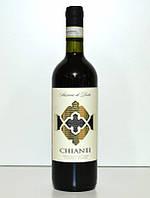 Вино красное сухое СHIANTI Stazione di Posta 0.75 л