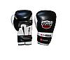 Перчатки боксёрские Power System  Boxing Gloves Target Black 12 oz
