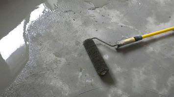 Наливна підлога ( самоверівнювач) Тернопіль