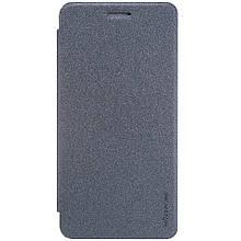 Чехол книжка Nillkin Sparkle Series для Huawei Y6 II черный