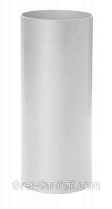 Труба водосточная 3м. 100x3000 Водосточные системы Rainway (Ренвей), фото 2