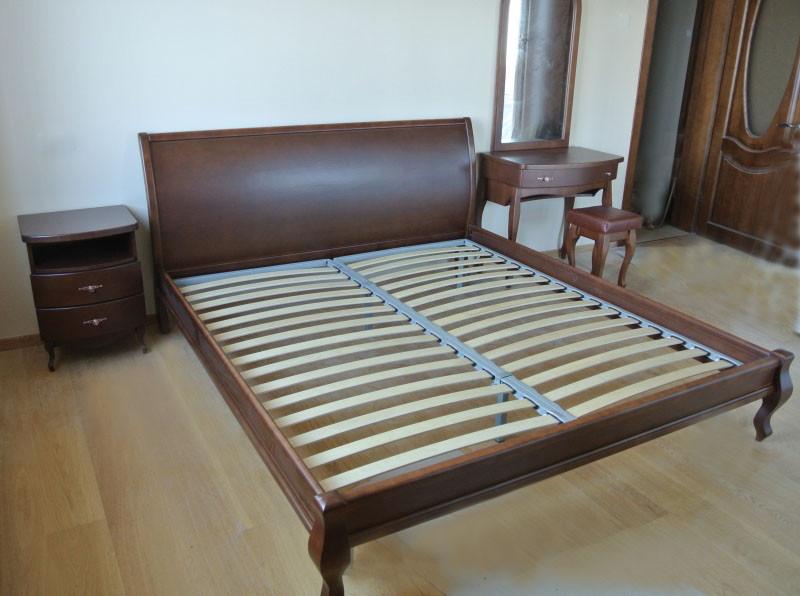 """Кровать двуспальная """"Парус"""" (160*200 )высокое изголовье 1м"""