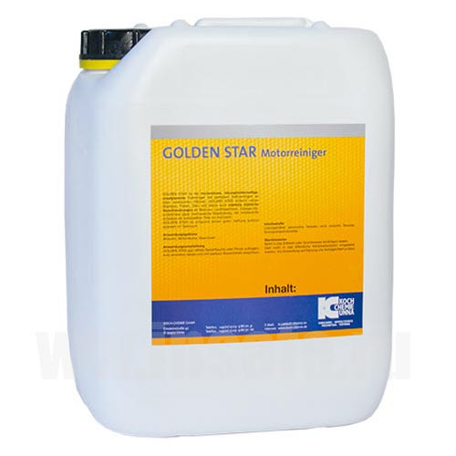 Koch chemie golden star motorreiniger for Koch chemie pol star