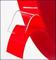 Двухсторонняя клейкая лента на пенной основе, 9мм х 2м х 0,5мм, фото 1