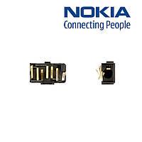 Коннектор handsfree для Nokia N79/N86, оригинал