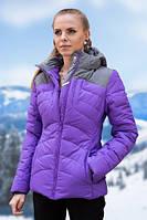 Куртка Freever женская фиолетовая 6405